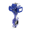Butterfly Valve Motorized Electric 2in