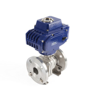 Electric Actuator ANSI Flange Ball Valves