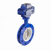Korean Motorized Butterfly Valve