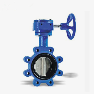 High Pressure Butterfly Valve Stainless Steel for Flow Control