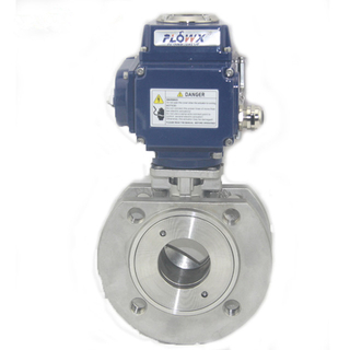 Electric Actuator Thin Type Ball Valves