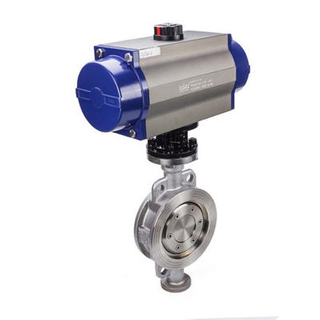 Pneumatic Actuated Butterfly Valve Online Singapore