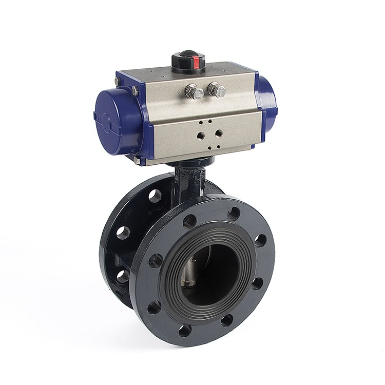Pneumatic stainless steel butterfly valve benefits (3)