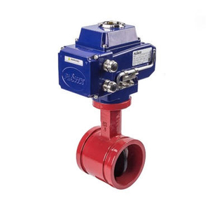 Motorised Butterfly 250 Mm Valve Price