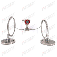 Double Flange Type - Pressure Gauge