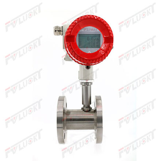 Flange Type - Turbine Flow Meter