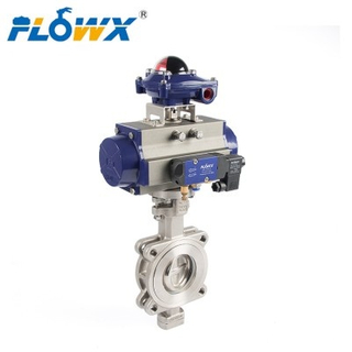 double offset butterfly valve manufacturers