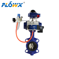 Pneumatic Butterfly Valve Supplier Italy Australia
