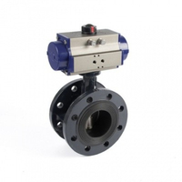 double flanged butterfly valve manufacturers